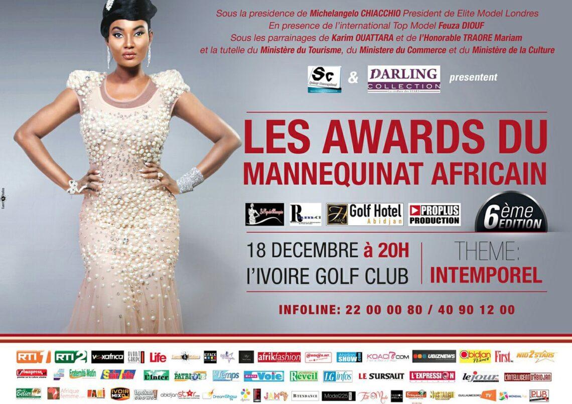 [Event ] Les Awards du mannequinat africain