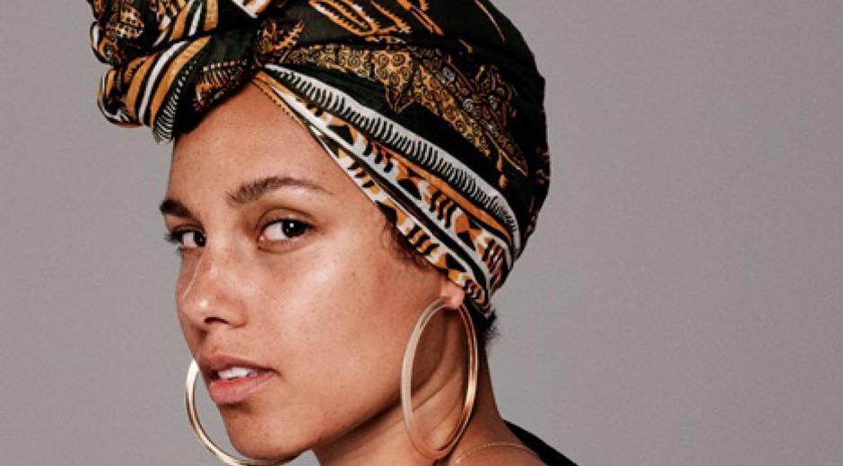 [Musique] Alicia Keys revient …sans maquillage