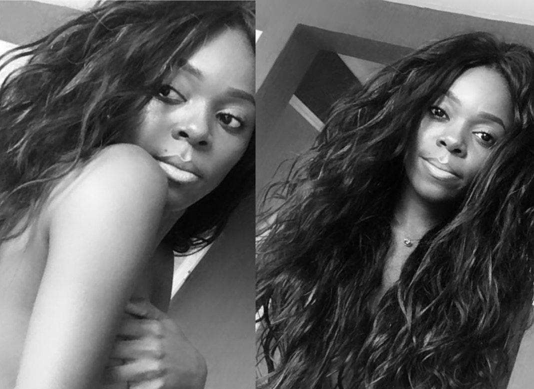 [People] Ruby la camerounaise pose seins nus, les réseaux sociaux s'enflamment…