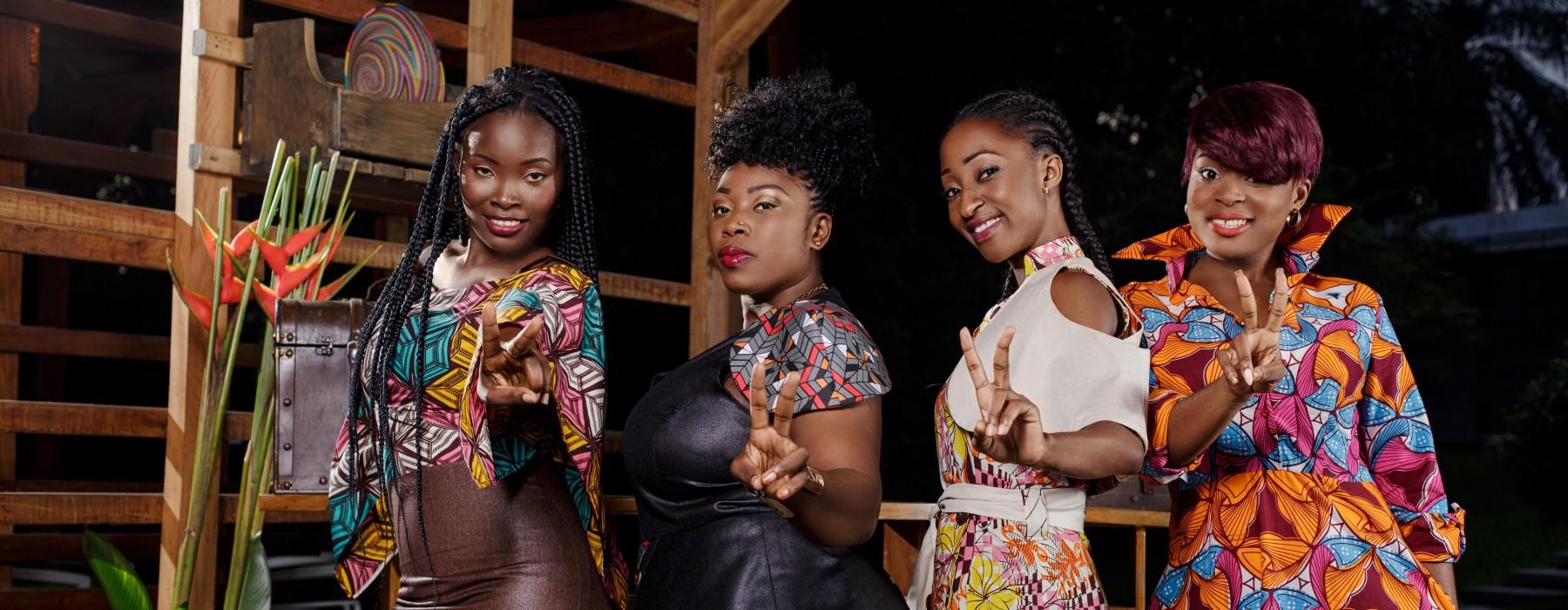 Vidéo :  Laeti, Verushka, Idia et Marie-Love racontent The Voice Afrique