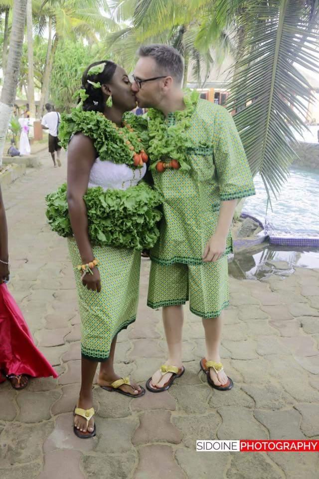 [Mariage] Top 8 des tenues de mariages traditionnels les plus originales !