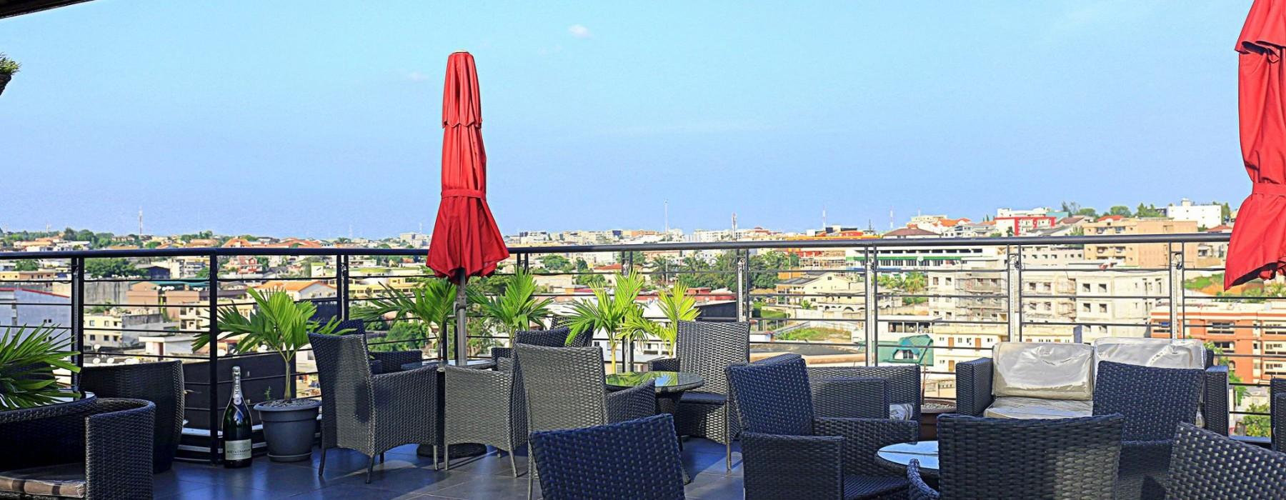 [Lifestyle ] Abidjan vue du ciel 4 rooftops à (re)découvrir à Abidjan