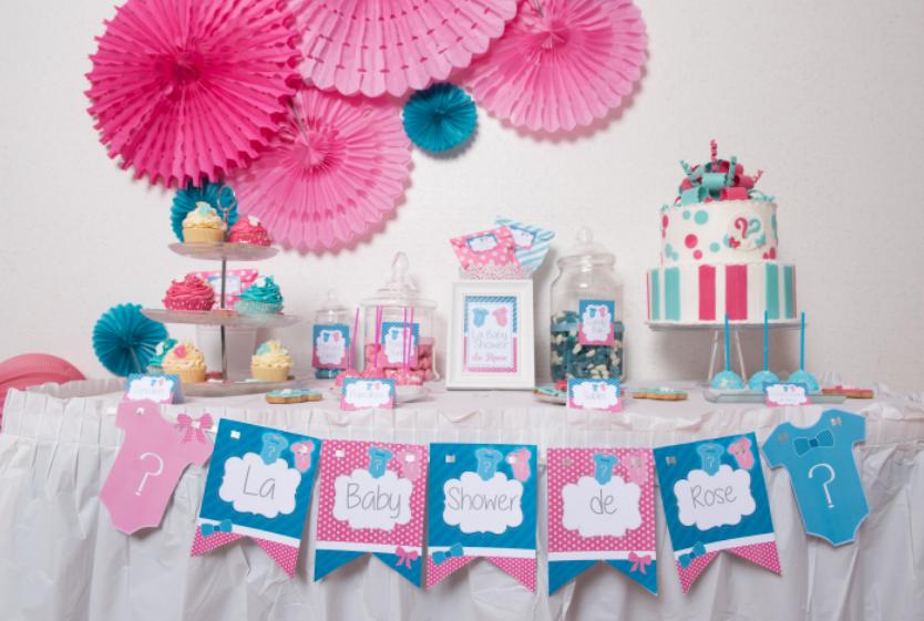 maternit 6 tapes pour organiser la baby shower parfaite ayanawebzine. Black Bedroom Furniture Sets. Home Design Ideas