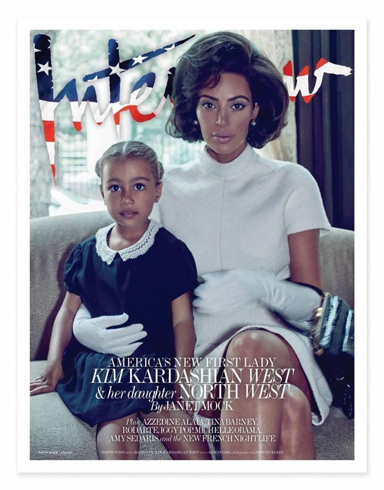 [People] Kim Kardashian se met dans la peau de Jackie Kennedy