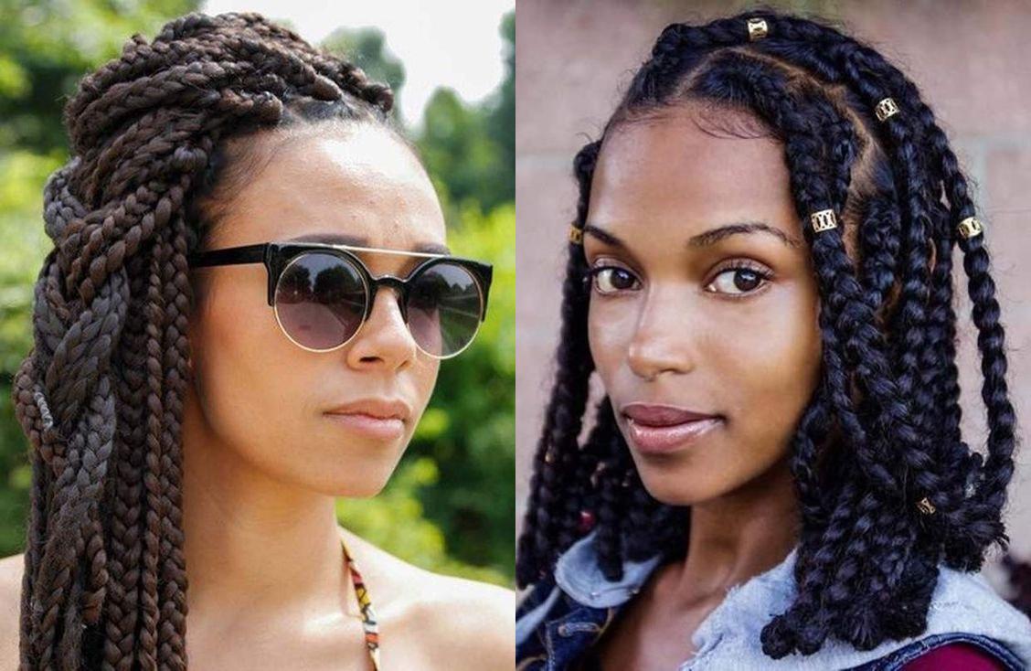 [Coiffure] Protection capillaire : et si on essayait les box braids