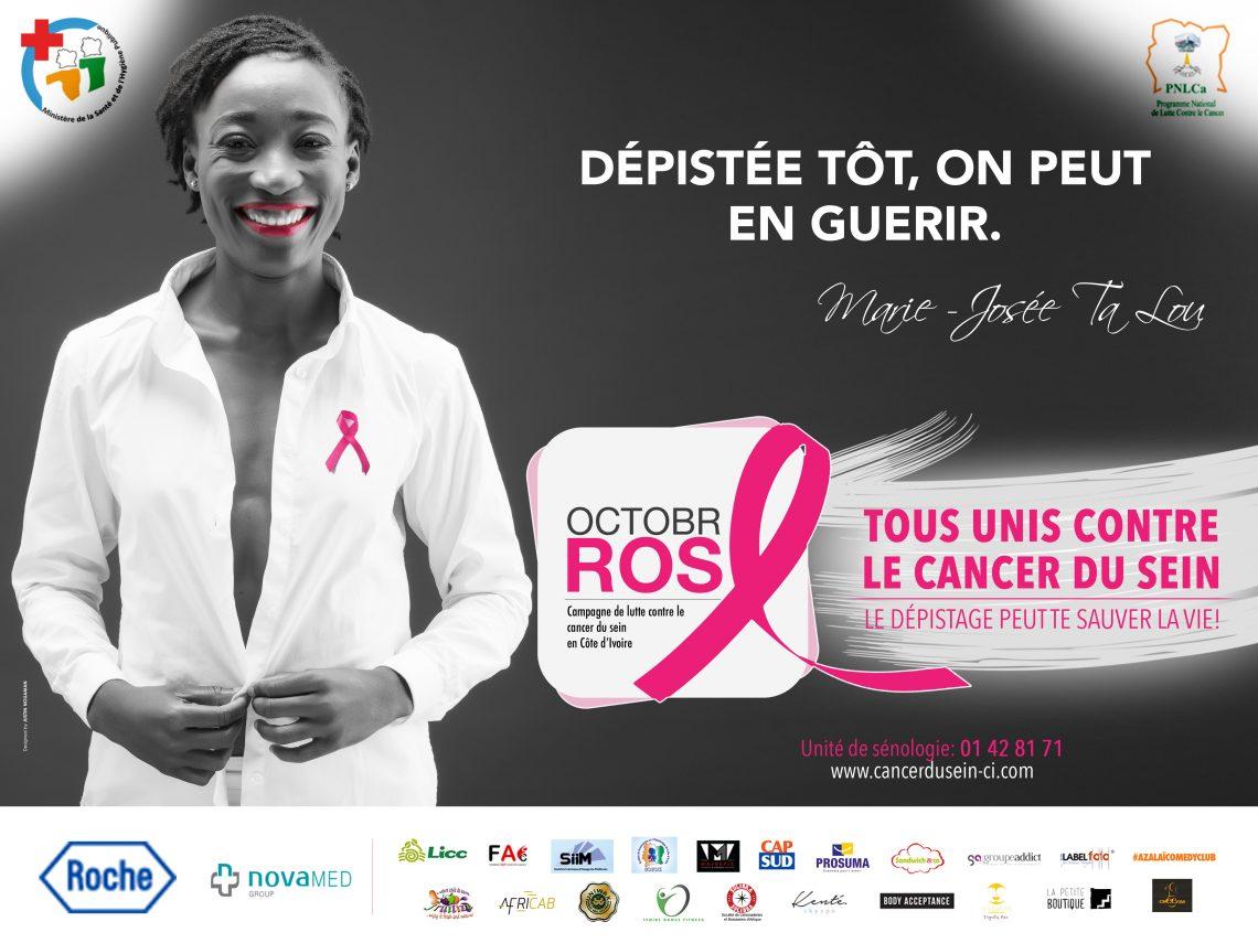 [News] Octobre Rose2017 : Le traitement du cancer du sein est désormais gratuit en Côte d'Ivoire !