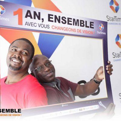 StarTimes Côte d'Ivoire, déjà 1 an