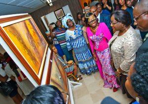 tableaux présentant la Côte d'Ivoire