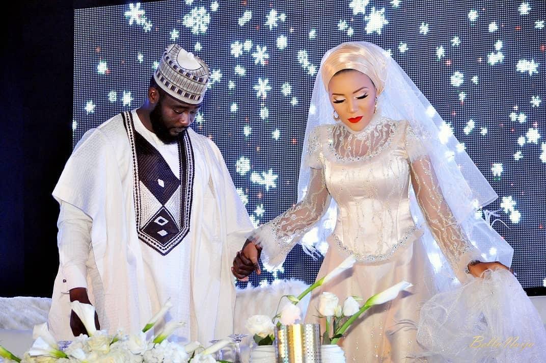 [Couple] A voir les photos du mariage de Fatima Dangoté