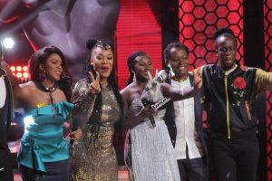 Victoire, grande gagnante de The Voice Afrique Francophone S02