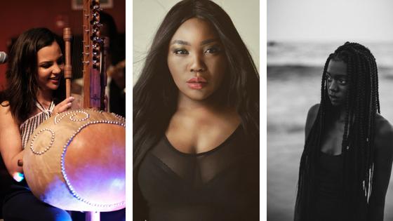 [ITW] L'interview croisée de Tyrane Mondeny, Aïda Sock Et Eva Sita, les voix de la musique africaine