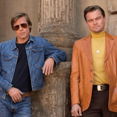 Once Upon A Time In Hollywood avec Brad Pitt et Leonardo Dicaprio