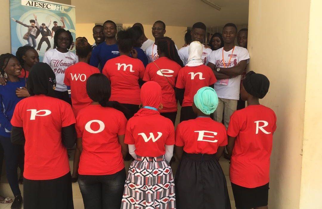 [Société] Contribuer à l'éducation sexuelle des jeunes filles avec Women's Power
