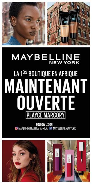 Mybelline 300 x 600