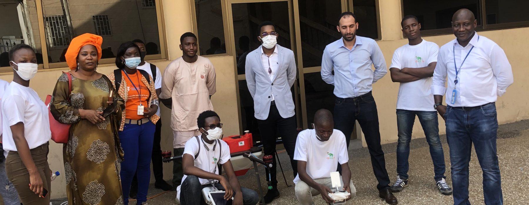 [Société] Quand les techpreneurs ivoiriens se mobilisent contre le COVID-19