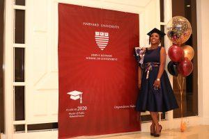 Diplômée de Harvard, Hafou Touré raconte son expérience