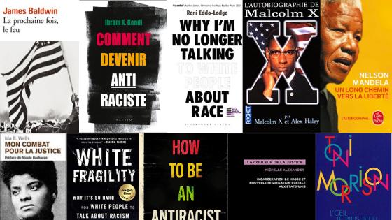 [Littérature] 10 livres à lire pour s'éduquer sur le racisme