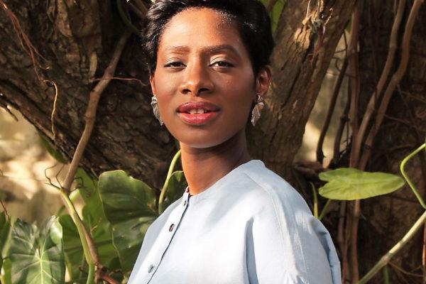 portrait de Marie Kassé Papale, fondatrice des ateliers Feel Good Weltaaré